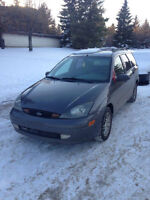 2004 Ford Focus (152,000 km)