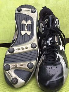 Under Armour Cleats - Size 11 1/2