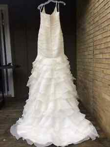 New wedding dress, never worn, Pronovias Galante Stratford Kitchener Area image 2