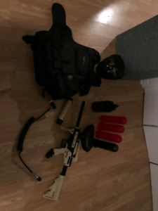 Ensemble paintball tippman cronus.