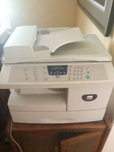 Xerox M15i Printer/ scanner