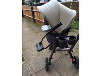 Orbit baby G3 pram/ pushchair