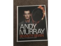 Andy Murray autobiography