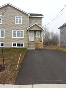 New Semi Detached - ready to move in !