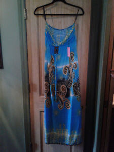 """NEW*VACATION CLOTHING*Size """"L"""" Dress/Cover-Up*AD'S UP,AVAIL"""