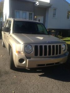 Jeep patriot north édition  2009 4x4
