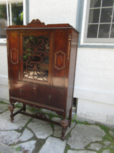 Antique (c1930) China Cabinet in Great Condition