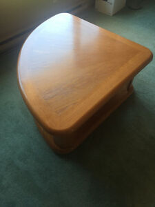 Triangle Shaped Coffee Table