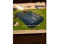 Kappa junior camp bed.