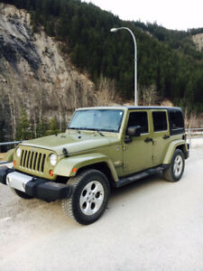 Jeep Wrangler Unlimted