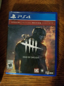 Dead by daylight (ps4)