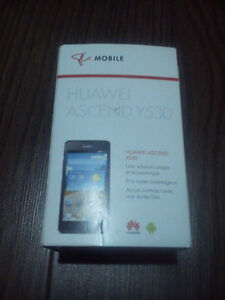 PC Mobile Huawei Ascend