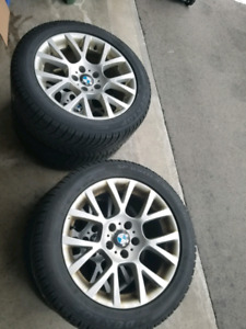BMW 750i Winter Tires with RIMS FOR SALE SALE SALE
