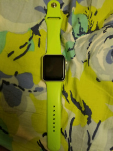Apple watch series one. In very good condition..