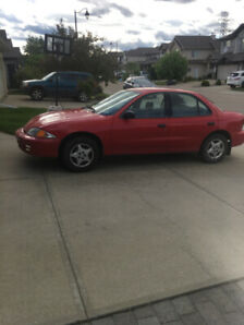 Red cavalier excellent condition
