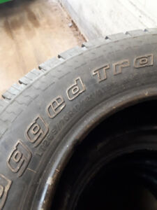 Tires 265/70 R17 for Sale