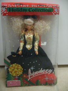 Kids Holiday Collection Lindsey Doll.