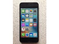 iPhone 5s 16gb unlocked. Immaculate