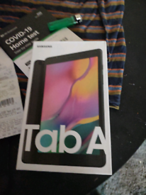 Samsung galaxy Tab a 8 inch tablet new inbox seal still on the box