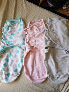 3 swaddle me good condition