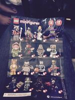 Series 14 Lego Minifigures for sale and trade