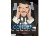 James Corden Autobiography