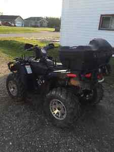 2008 Can-Am four wheeler