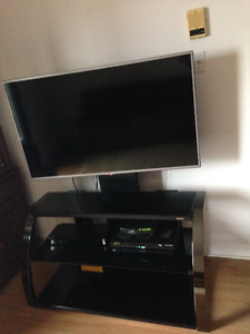 3 shleves TV Stand for sale