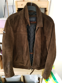 Suede Leather Super Dry Jacket