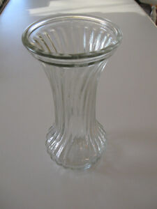 ..From the Late '50's..Hoosier Glass...Beautiful SPIRAL VASE....