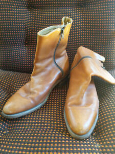 Leather Frye Mens Boots