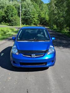 Honda Fit DX 2007 à vendre