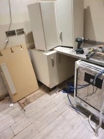 5 year old kitchen