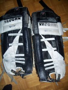 jambiere de gardien de but VAUGHN 34 pouces senior
