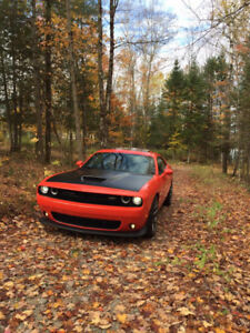 2016 Dodge Challenger SRT Coupe (2 door)