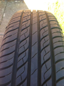3 X SUMMER TIRES 195 60 15 DIFFERENT MAKES 30.00$ FOR ALL 3