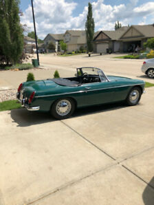 1967 MGB excellent condition for Sale $13500 or BO