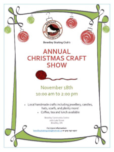 Annual Christmas Craft Show