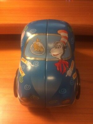 The Wubbulous World of De. Seuss Car Tin with all 4 wheels - De Seuss