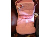 Coseytoes an baby changing bag