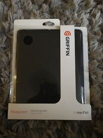 Brand new sealed Griffin iPad case RRP £39.99