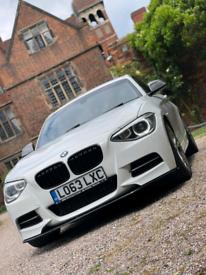 2013 BMW m135i 3.0 Sports hatch 3dr Manual (m140i, golf r, s3)