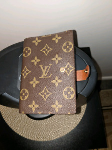 Authentic Louis Vuitton PM Agendas
