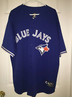 BLue Jays Jersey - XL Adult - Great Condition - Authentic