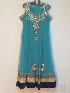 Indian/Pakistani Floral Party wear oufits