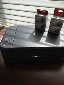 Canon Printer: brand new 4 ink cartridges