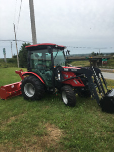 2017 TYM 394 TRACTOR PACKAGE DEAL