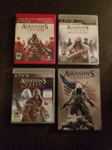Assasins Creed Collection