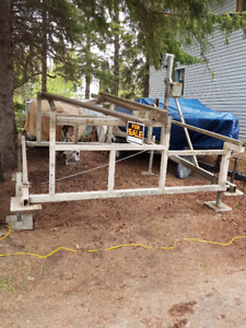 Good solid Boat Lift for sale