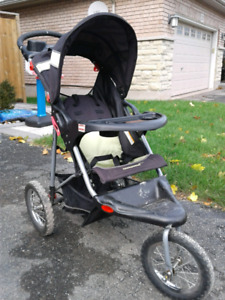Baby jogger expedition